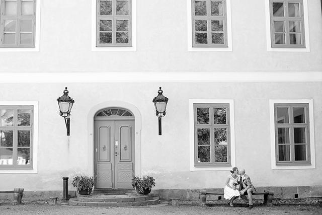 Sommarbröllop på Edsbergs slott