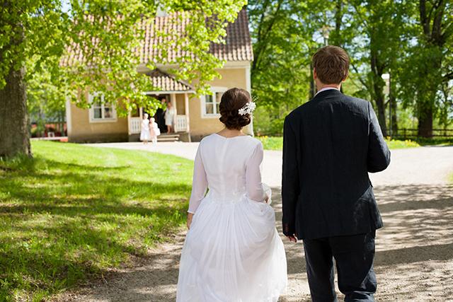 Bröllop i Maj!