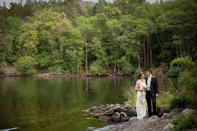 Bröllop på Nyckelvikens herrgård