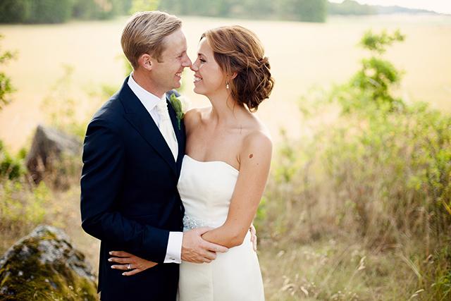 Malin och Peters bröllop!