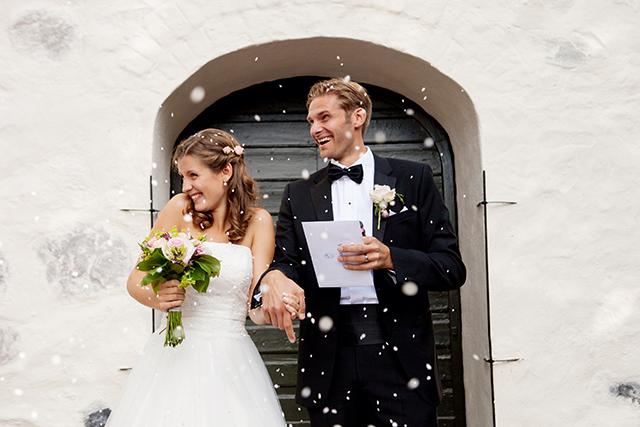 Bröllop i Augusti