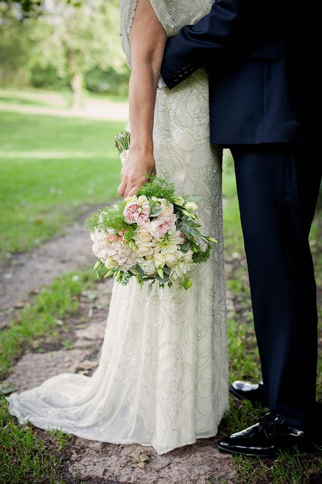 Bröllop i September