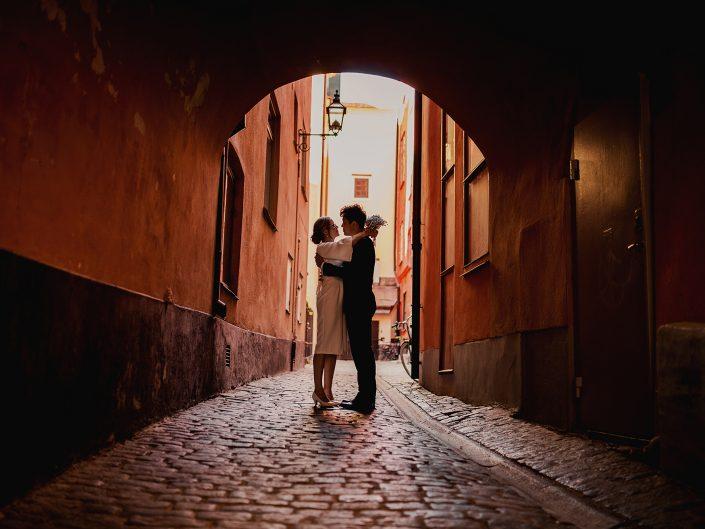 Mia & Hannes, Gamla stan & Tyresö slott
